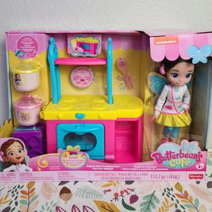 Nickelodeon Butterbean's Cafe Magic Dough Oven & Doll for Sale in Phoenix, AZ