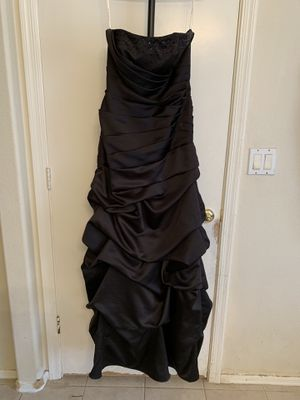Black prom dress for Sale in North Las Vegas, NV