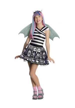 Rubies Monster High Rochelle Goyle Costume - Medium for Sale in La Vergne, TN