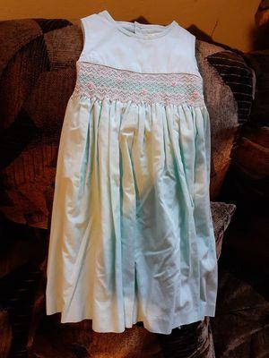 Vestido en muy buenas condiciones para niña #3T for Sale in Inglewood, CA
