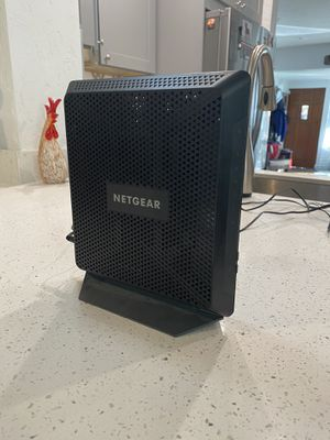 Netgear C7000v2 Cable Modem Router for Sale in Fort Lauderdale, FL