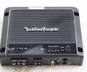 Rockford fosgate 500.1 amp for Sale in Bridgewater, MA