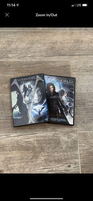 Underworld DVD's for Sale in Providence, RI