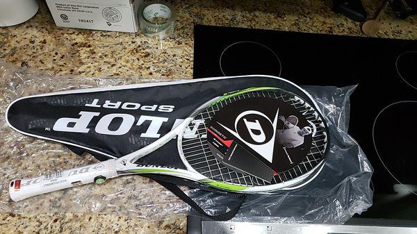 Dunlop biomimetic tennis racket brand new