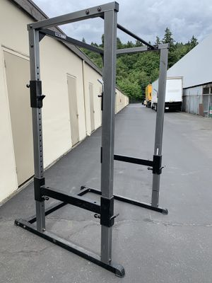 Full weight power rack / PARABODY power rack for Sale in Kent, WA