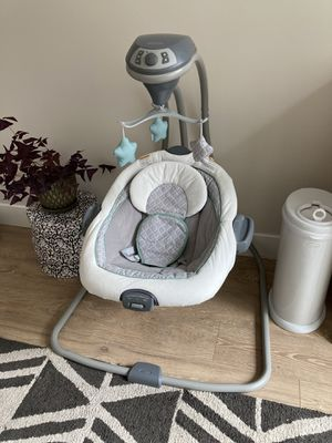 Graco Sway Portable Baby Swing for Sale in San Francisco, CA