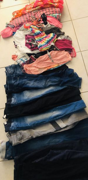 Clothes Bundle (Size 7/8) for Sale in Fontana, CA