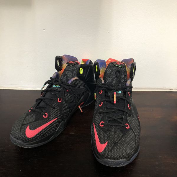 Nike's Shoes wore twice. Women size 5y