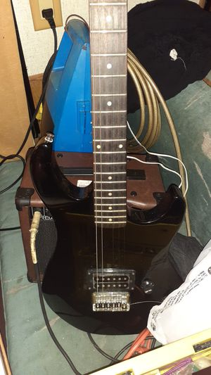 Peavey guitar and urban amp for Sale in Arlington, TX
