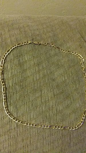 14k gold plated necklace for Sale in Port Orchard, WA