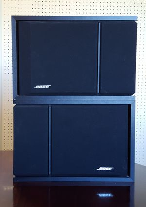 Bose 201 series III reflecting bookshelf speakers for Sale in Arlington, VA