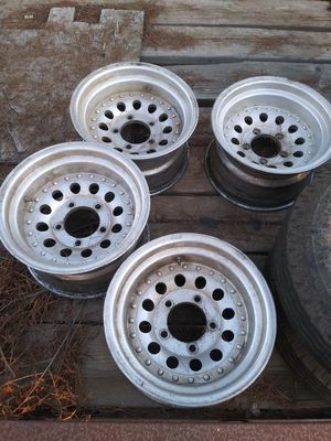 15x9. 5on 5.5 lug pattern for Sale in Romoland, CA
