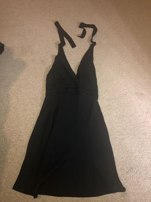 Black Halter Dress Size 12 for Sale in Brentwood, NC