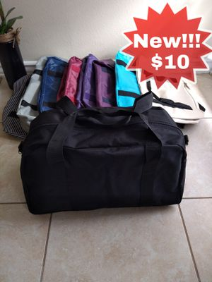 NEW!! Travel Tote Gym Duffle Bag for Sale in Thousand Oaks, CA