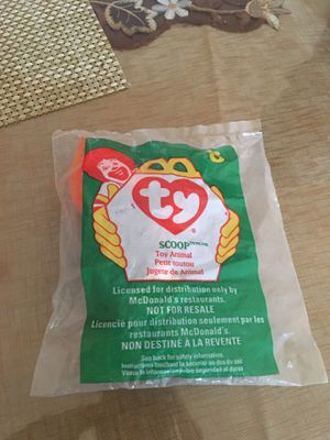 Vintage McDonald's beanie baby for Sale in Stockton, CA