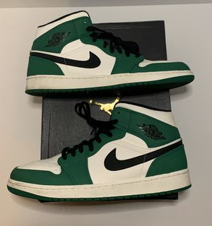 Air Jordan 1 Mid - Pine Green - Size 12 for Sale in Longmont, CO