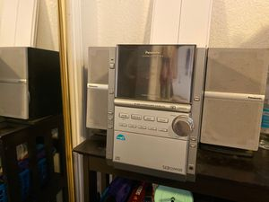 Pansonic CD Stereo System for Sale in Westminster, CA