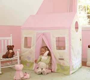 Pottery barn kids play house in Almost brand new condition. for Sale in Miami, FL