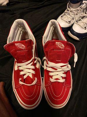 All red vans for Sale in Cincinnati, OH