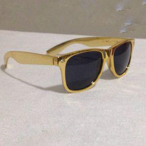 New plastic gold sunglasses for Sale in Boston, MA