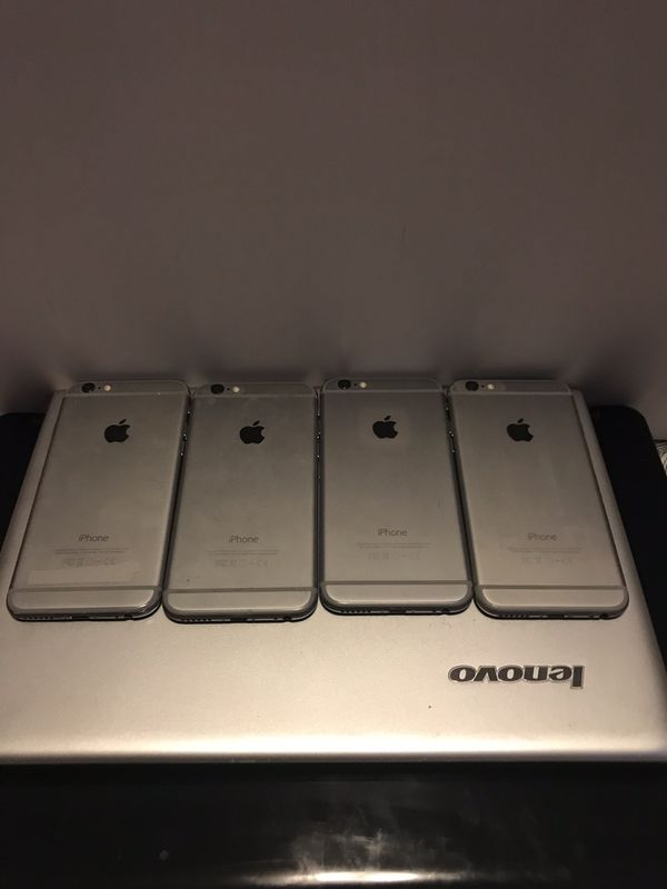 Selling unlocked iPhone 6