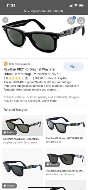 Ray-Ban for Sale in Denver, CO