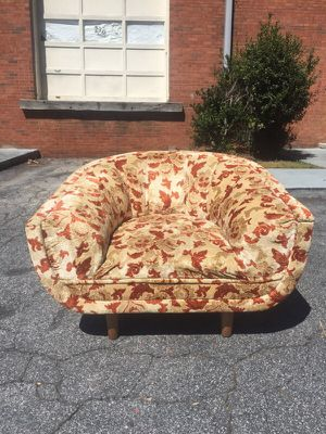 Large tub chair for Sale for sale  Chamblee, GA