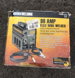 Electric Flux Wire Welder (new) for Sale in Laguna Beach, CA