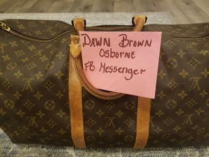 Carry on Duffle for Sale in Mount Holly, NC