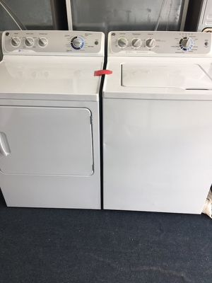 Free Delivery! Very Nice GE Washer and Gas Dryer for Sale in Las Vegas, NV