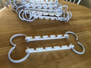 Closet organizer- hanger extenders for Sale in Greensburg, PA