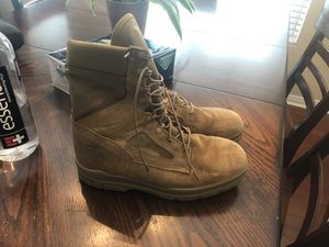 Bates lites (USMC) size 12m for Sale in Laguna Hills, CA