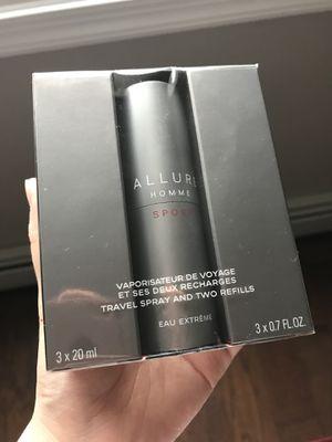 Chanel Allure Homme Sport Perfume for Sale in Matawan, NJ