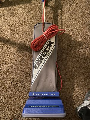 Oreck Commercial Vacuum Cleaner Brand New for Sale in Los Osos, CA