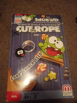 Cut the rope board game for Sale in Las Vegas, NV