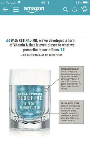 Rodan & Fields Intensive renewing serum **NEW** for Sale in Hartford, CT