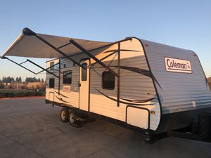 2017 Coleman 274BH Travel Trailer for Sale in Vancouver, WA