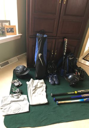Baseball Equipment for Sale in McDonald, PA