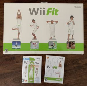 WiFit Balance Board for Sale in Bedford, TX