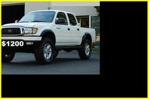 Price$1200 Toyota Tacoma for Sale in Roanoke, VA