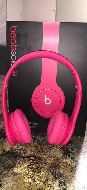 Beats SOLO HD headphones (wired) for Sale in Everett, MA