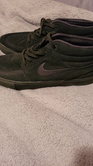 Mid top Nike canvas shoes for Sale in Brick Township, NJ