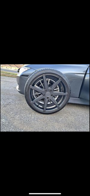 Rohona RC7 20 staggered wheels for Sale in Fort Washington, MD
