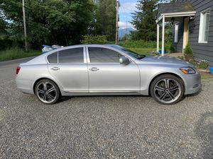 20x8 rims and tires must go ! Obo for Sale in Monroe, WA