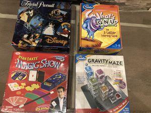 Kids' Board Games - $10 each for Sale in Ellicott City, MD