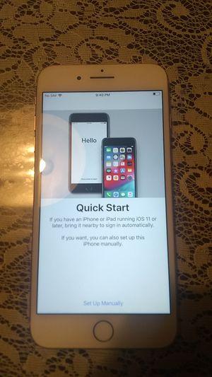 iPhone 8 plus-- No iCloud lock. for Sale in Long Beach, CA