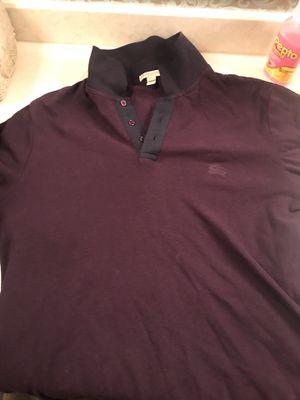 Burberry shirt for Sale in Philadelphia, PA