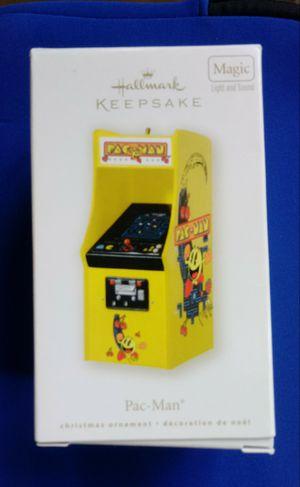 Hallmark Keepsake Christmas Ornament Pac-Man for Sale in Evansville, IN