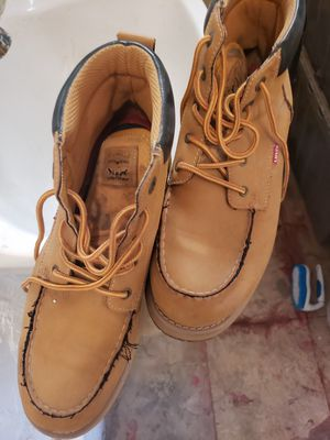 Working boots for Sale in El Paso, TX