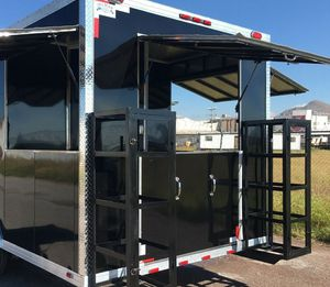 >FOOD<CATERING>ONE AXLE WITH ELECTRICAL BRAKE<TRAILER! for Sale in Nampa, ID
